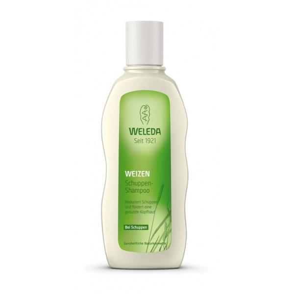 Şampon anti mătreaţă cu grâu Weleda