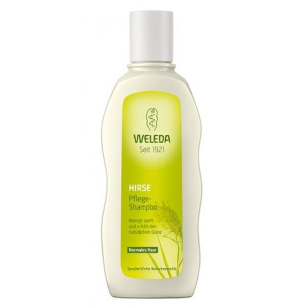 Şampon de îngrijire cu mei / păr normal Weleda