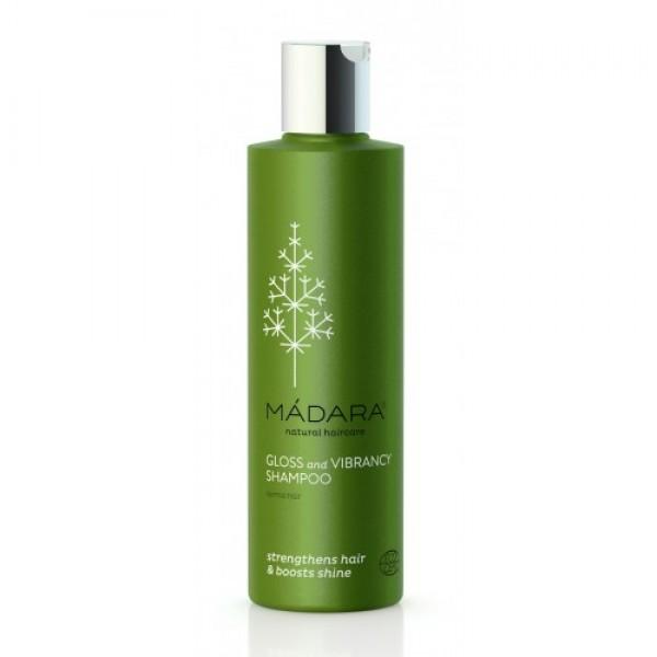 Şampon pentru strălucire  păr normal MÁDARA