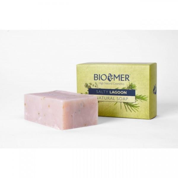 Sapun natural hidratant Bio Mer pentru ten gras cu...