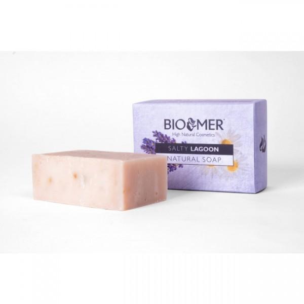 Sapun natural hidratant Bio Mer pentru ten sensibi...