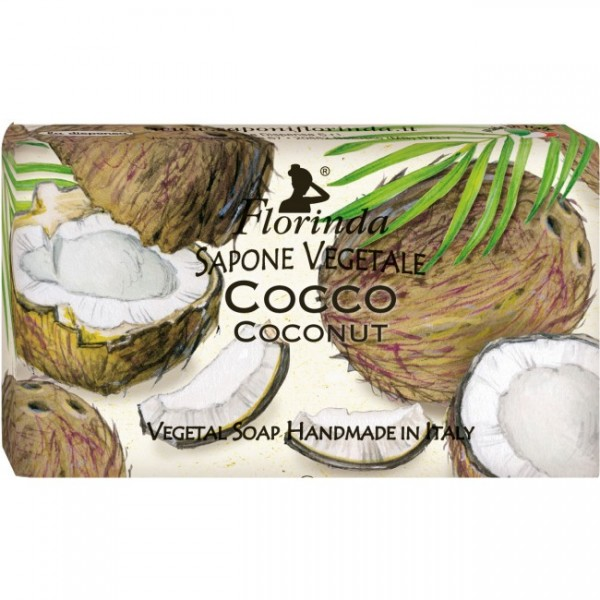 Sapun vegetal La Dispensa cu Cocos100 g