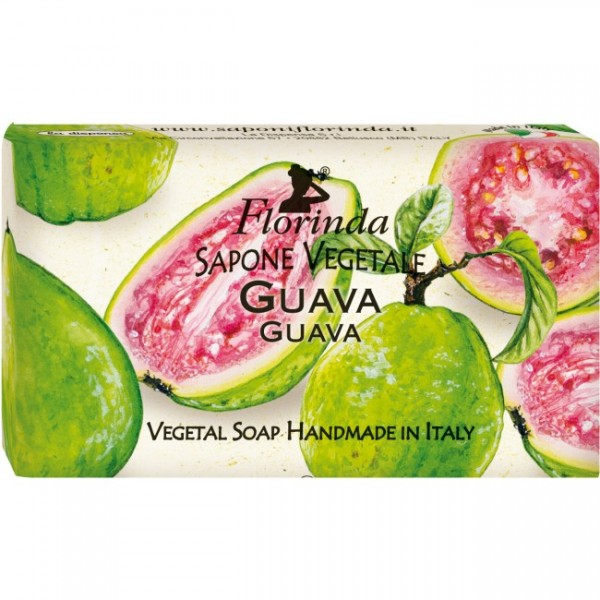 Sapun vegetal La Dispensa cu guava 100 g