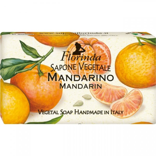 Sapun vegetal La Dispensa cu Mandarine 100 g