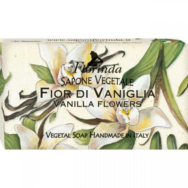 Sapun vegetal La Dispensa cu vanilie 100 g