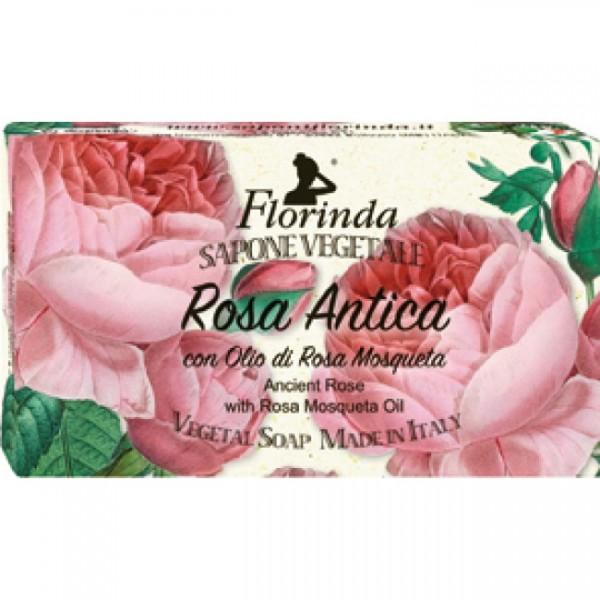 Sapun vegetal La Dispensa Rosa Antica 100 g