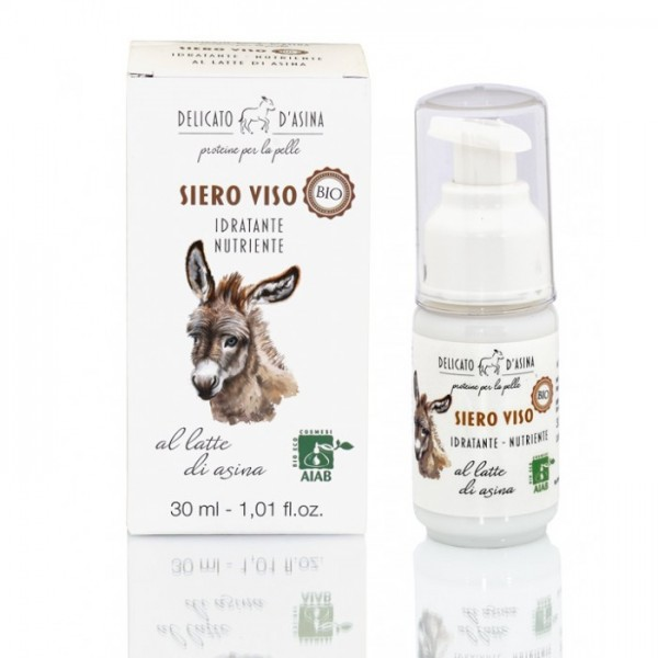 Serum facial Bio hidratant si regenerant cu lapte ...