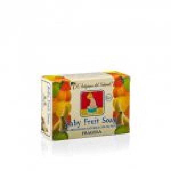 Sapun natural Strawberry Laboratorio Naturale pentru copii  100 g  Îngrijire Naturală Copii Laboratorio Naturale