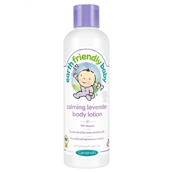 Crema de corp levantica, Earth Friendly Baby  Îngrijire Naturală Copii Earth Friendly Baby