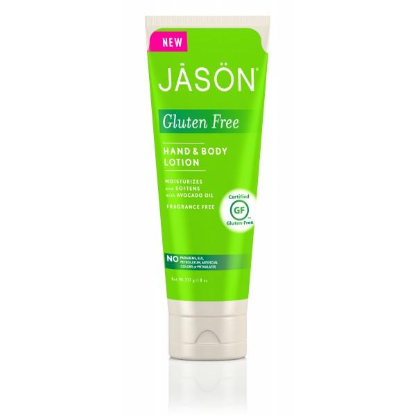 Crema de maini si corp Jason fara gluten 227 ml