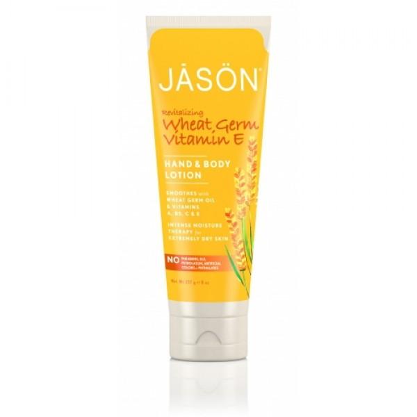 Crema pentru maini si corp cu vitamina E fara miro...