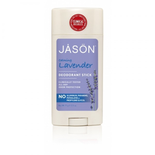 Deodorant stick bio cu Levantica Jason 71g