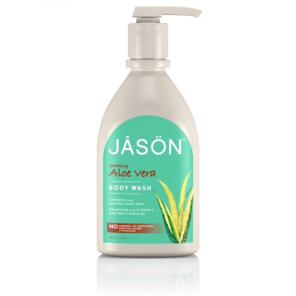 Gel de dus cu aloe vera  hidratant 887ml  Jason