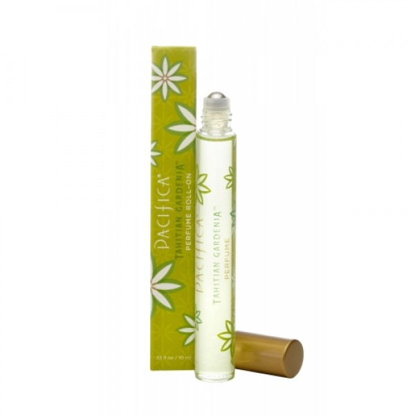 Parfum roll-on Tahitian Gardenia - dulce 10ml Paci...