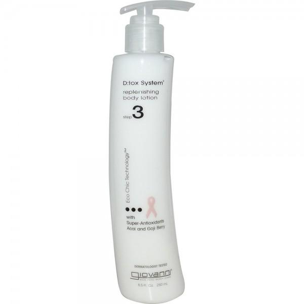 Pasul 3: Crema hidratanta de corp cu antioxidanti ...