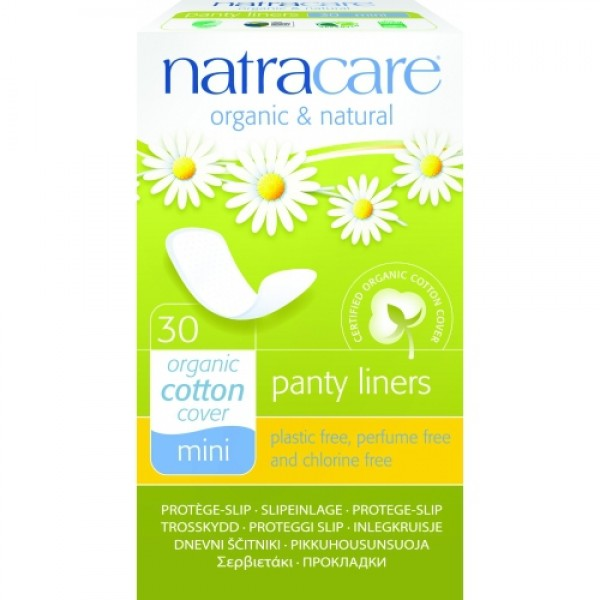 Protej slip breathable / mini Natracare  Absorbante Bio Natracare