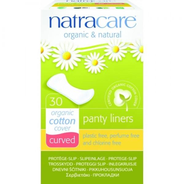 Protej slip curved / curbate Natracare