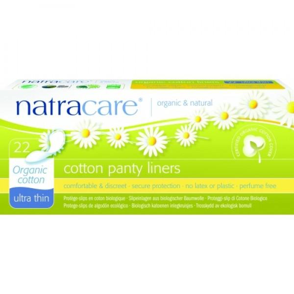 Protej slip ultra subtire Natracare  Absorbante Bio Natracare