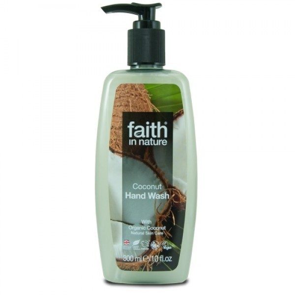Sapun lichid cu cocos Faith in Nature 300 ml