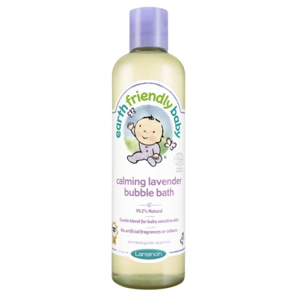 Spuma de baie levantica Earth Friendly Baby