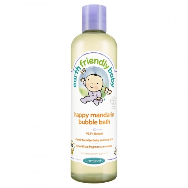Spuma de baie mandarine Earth Friendly Baby