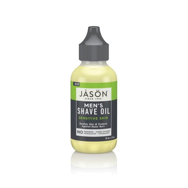 Ulei hidratant pentru barbierit, piele sensibila J...
