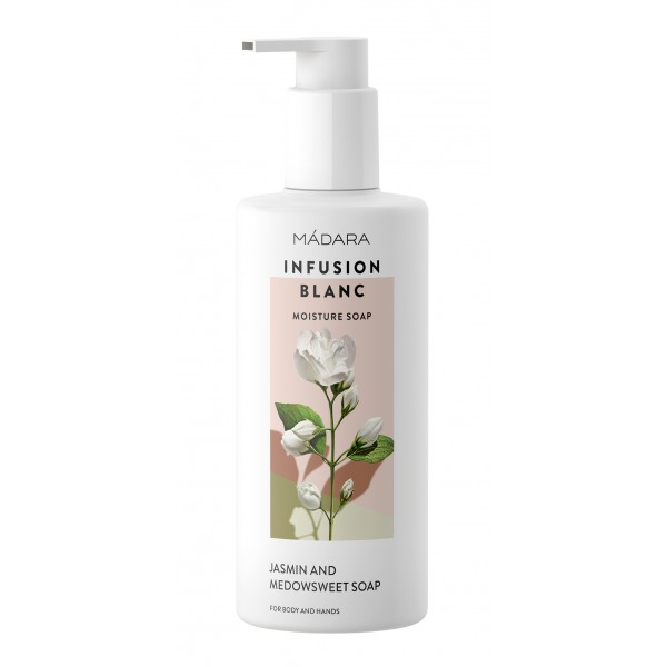 Gel de duș & săpun lichid - Infusion Blanc M...
