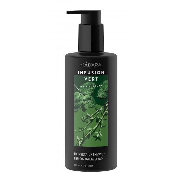 Gel de duș & săpun lichid - Infusion Vert M�...