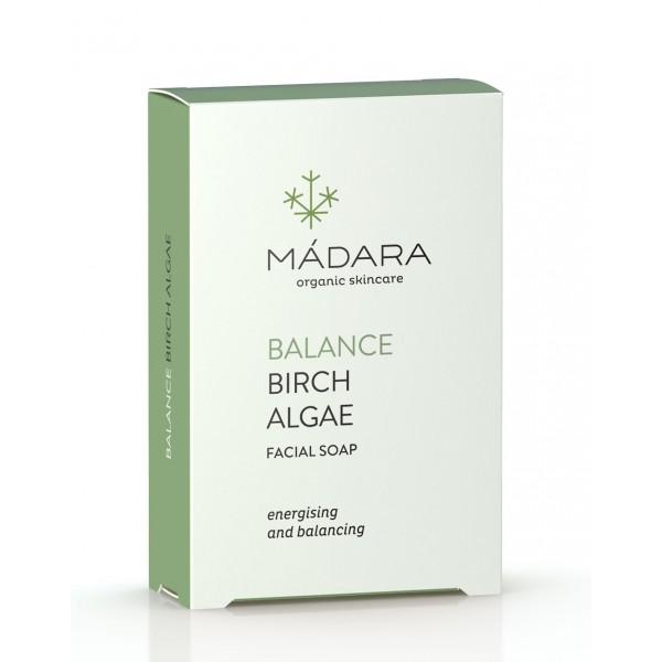 Săpun facial echilibrant  mesteacăn & alge M...