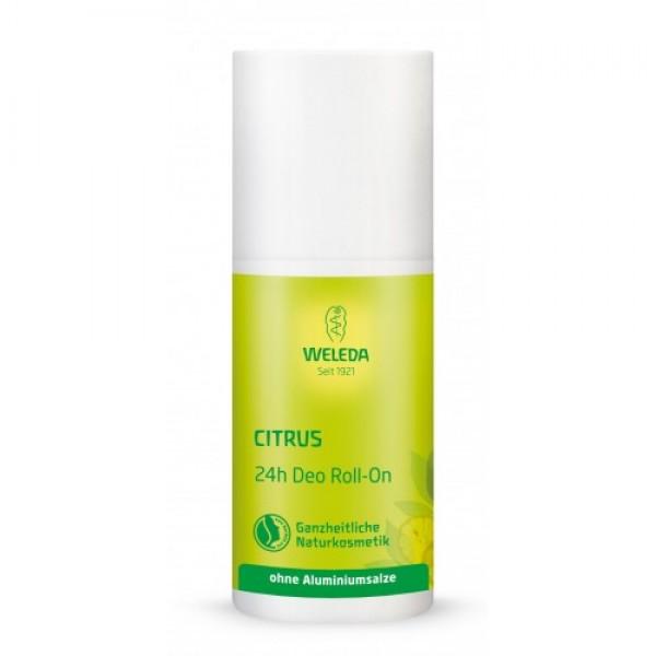 Deodorant Roll-On Citrus Weleda  Deodorante Naturale Weleda